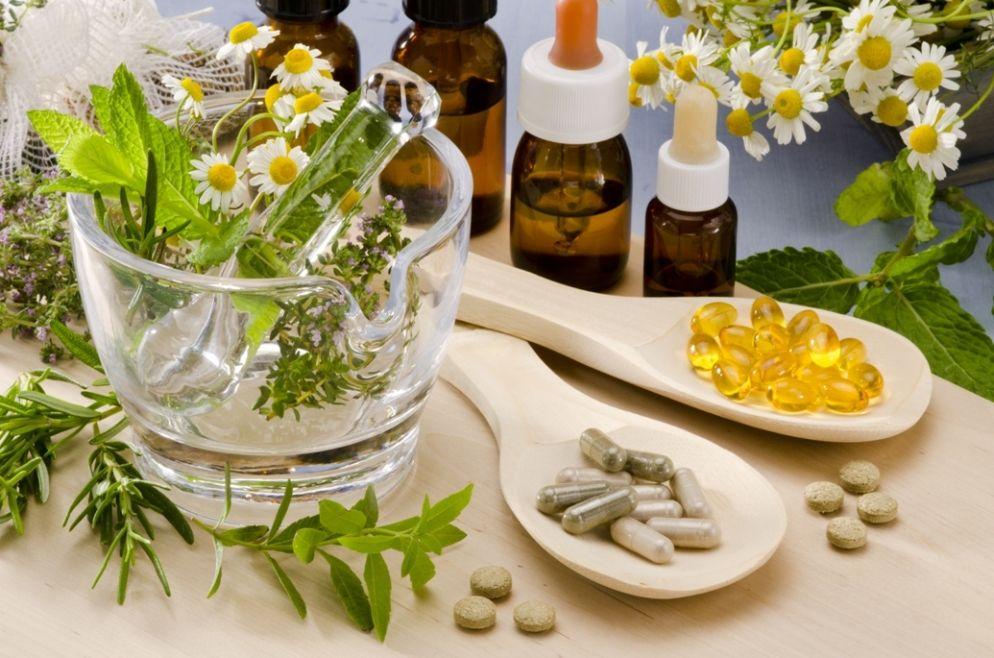 Природные ингредиенты