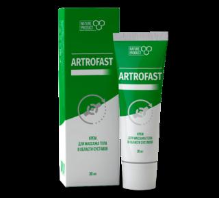 Artrofast - крем для массажа тела в области суставов